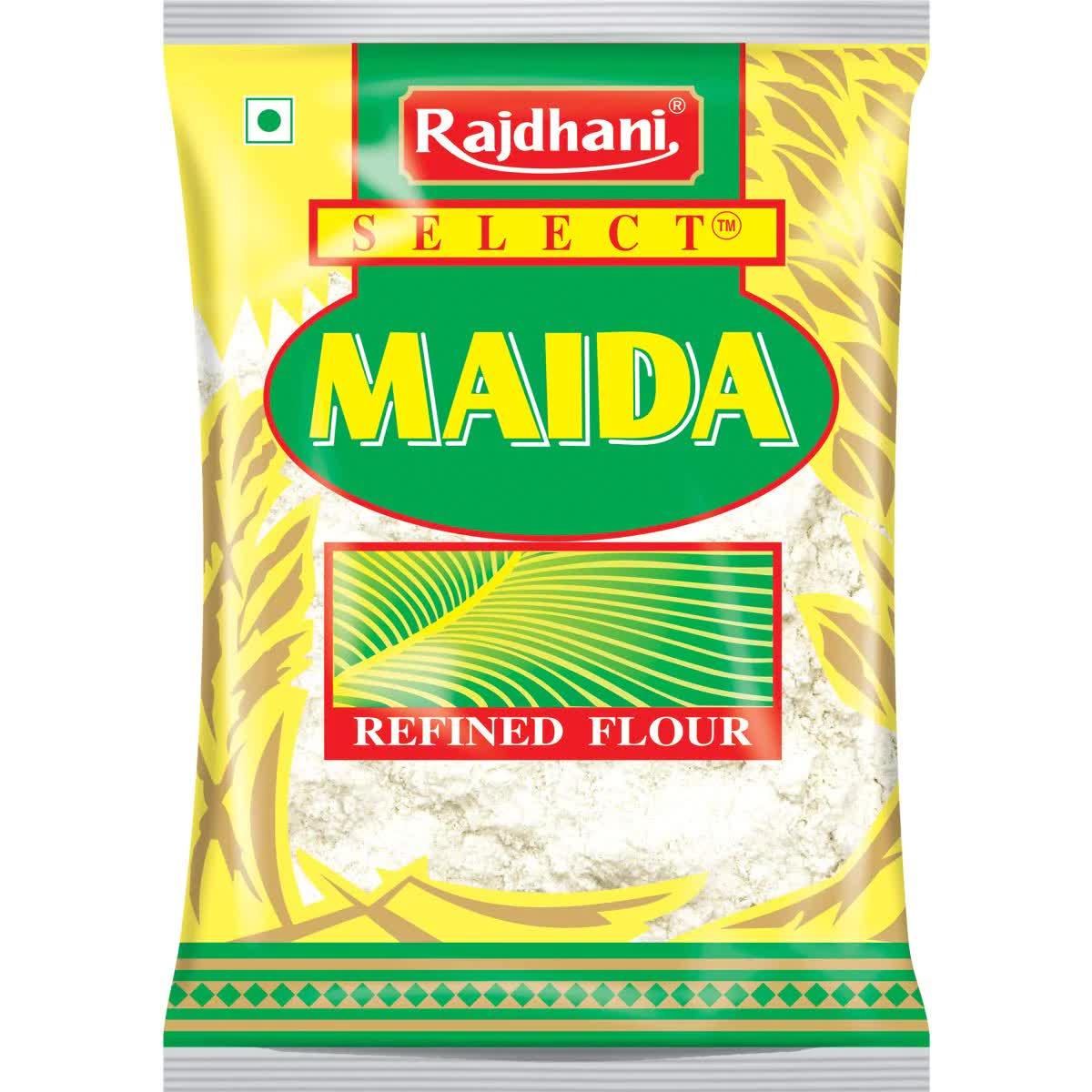 Rajdhani Maida 500 Gm