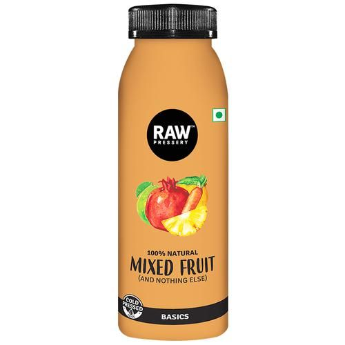 Raw Pressery 100% Mixed Fruit Natural Cold Pressed Juice