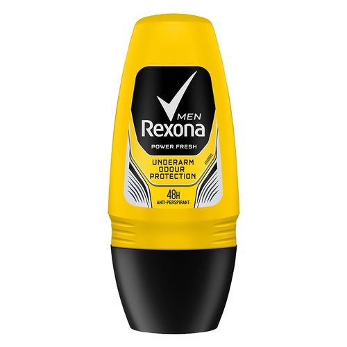 Rexona Men Power Fresh Underarm Protection Roll On 50 Ml