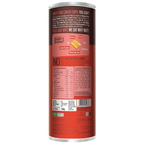 RiteBite Max Protein Chinese Manchurian Chips 150 Gm