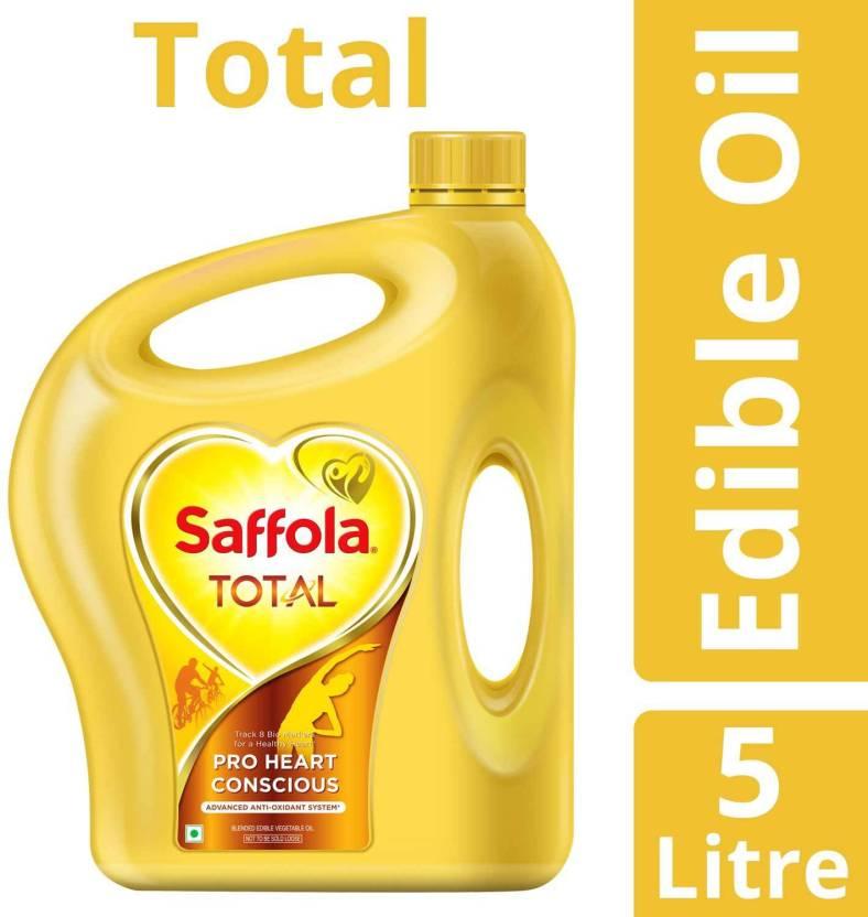 Saffola Total Blended Oil