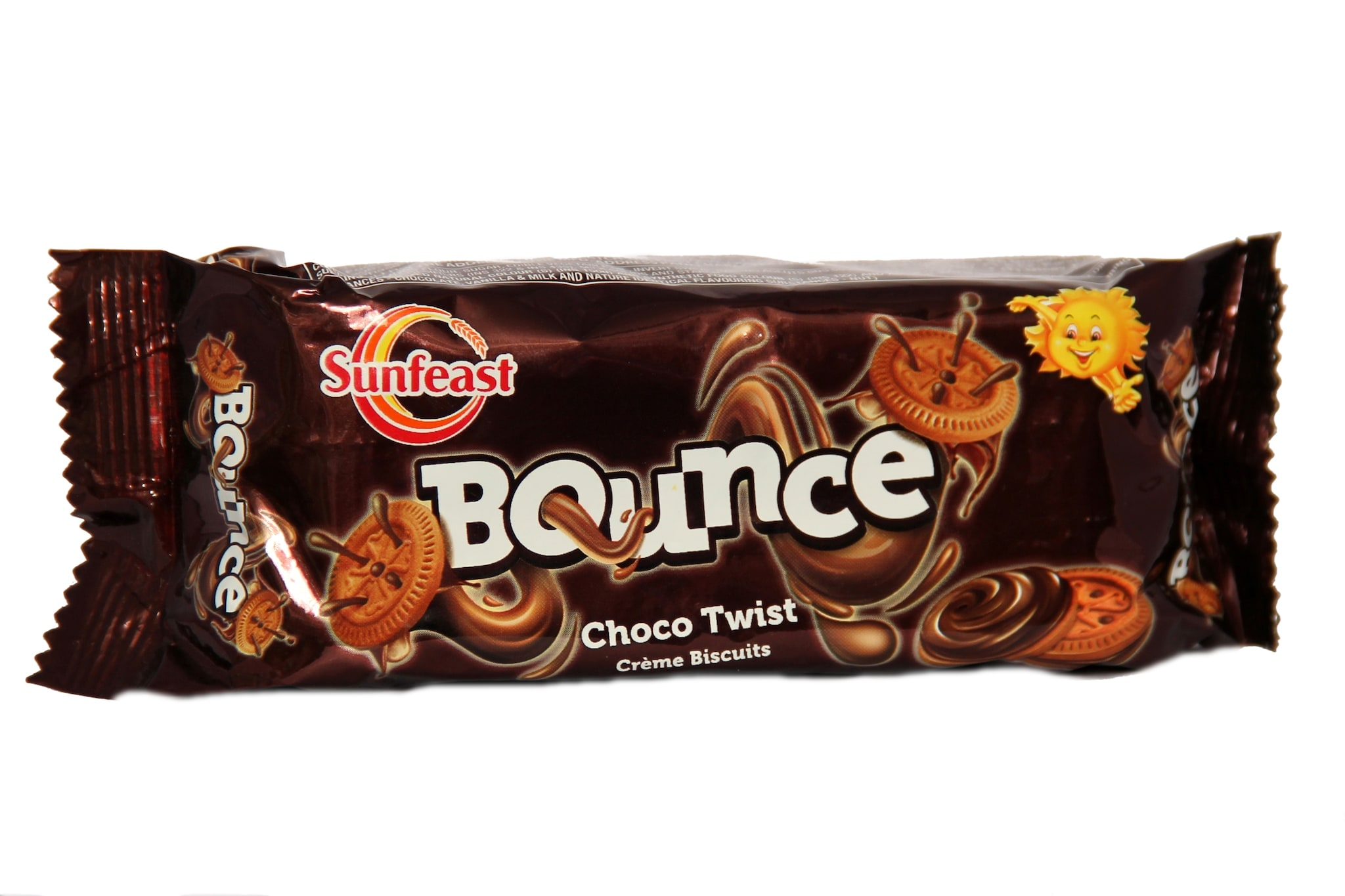 Sunfeast Bounce Choco Cream Biscuit 82 Gm