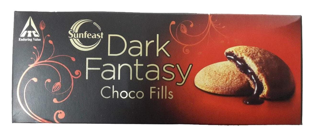 Sunfeast Dark Fantasy Choco Fills Biscuit