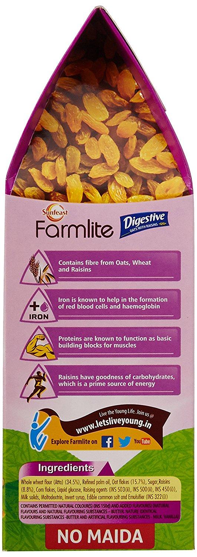 Sunfeast Farmlite Oats & Raisins Biscuit