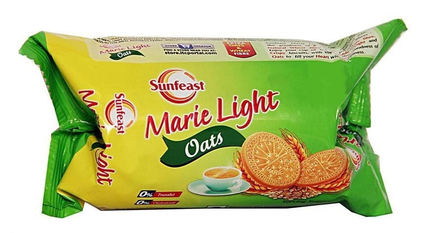 Sunfeast Marie Light Oats Biscuits 75 Gm