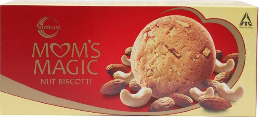 Sunfeast Mom's Magic Nut Biscotti 60 Gm