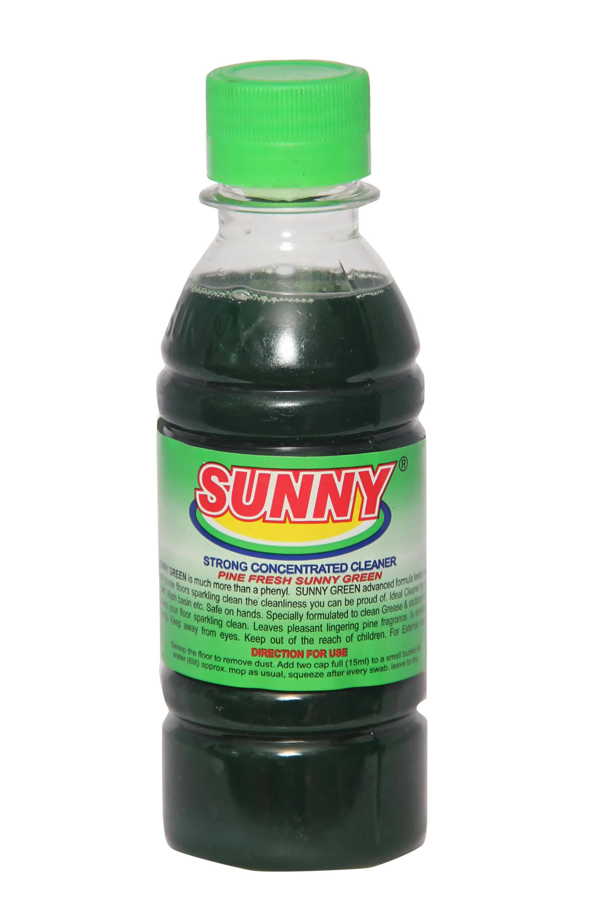 Sunny Pine Fresh Strong Concentrated Cleaner