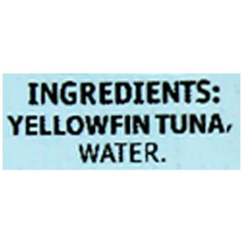 Tasty Nibbles White Meat Tuna Chunks In Water (Can) 185 Gm
