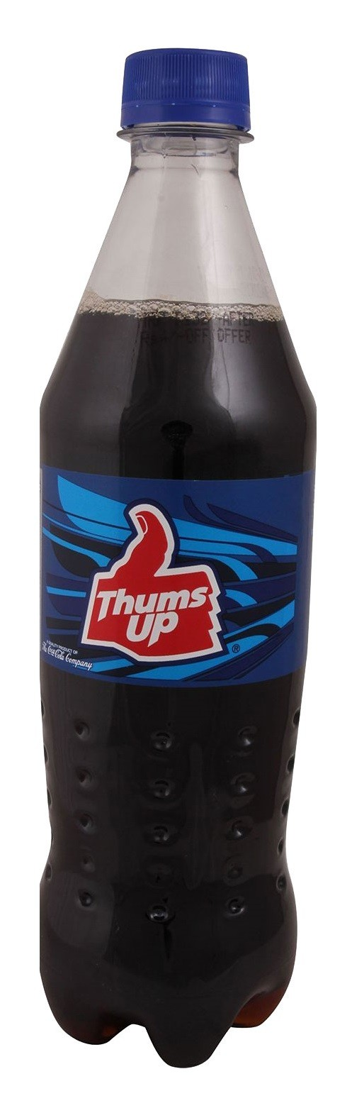 Thums Up Soft Drink (Bottle) 600 Ml