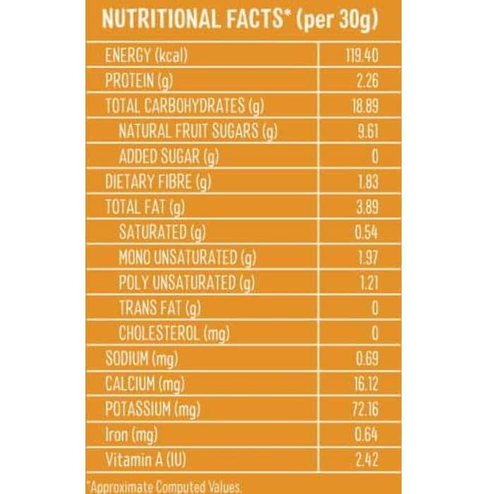 Timios Nutty Bar 4+ Years Gift Pack Of Natural & Healthy Energy Bars 20 Pc