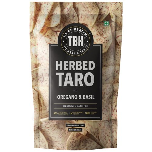 To Be Healthy Herbed Taro