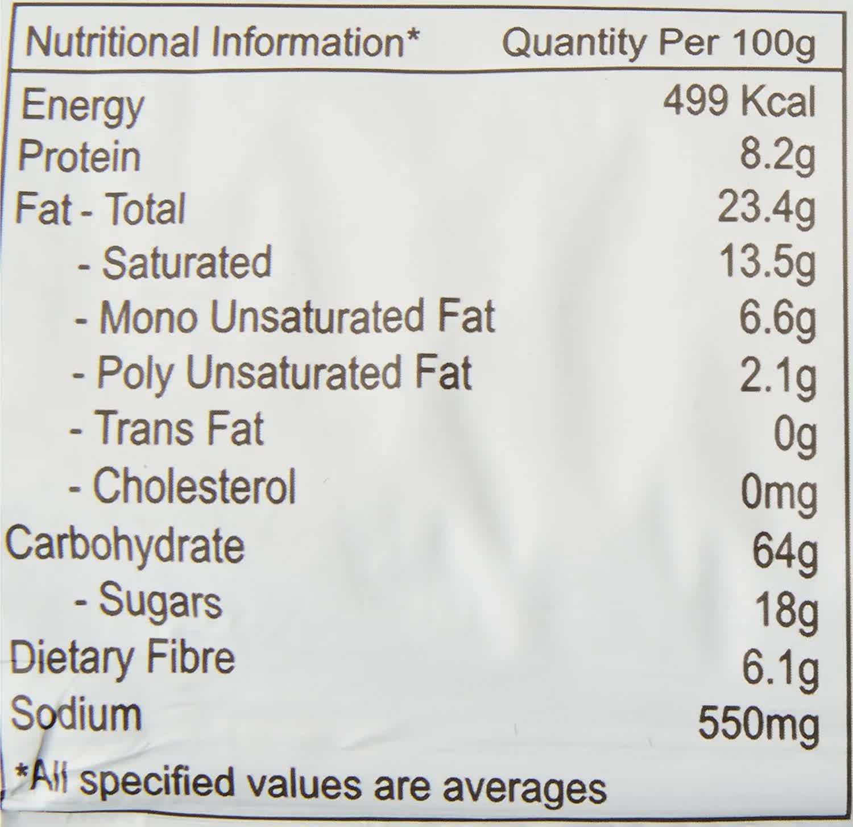 Unibic Oatmeal Digestive 150 Gm