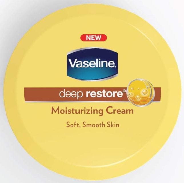 Vaseline Deep Restore Moisturizing Body Cream 150 Ml
