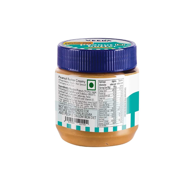 Veeba Creamy Peanut Butter