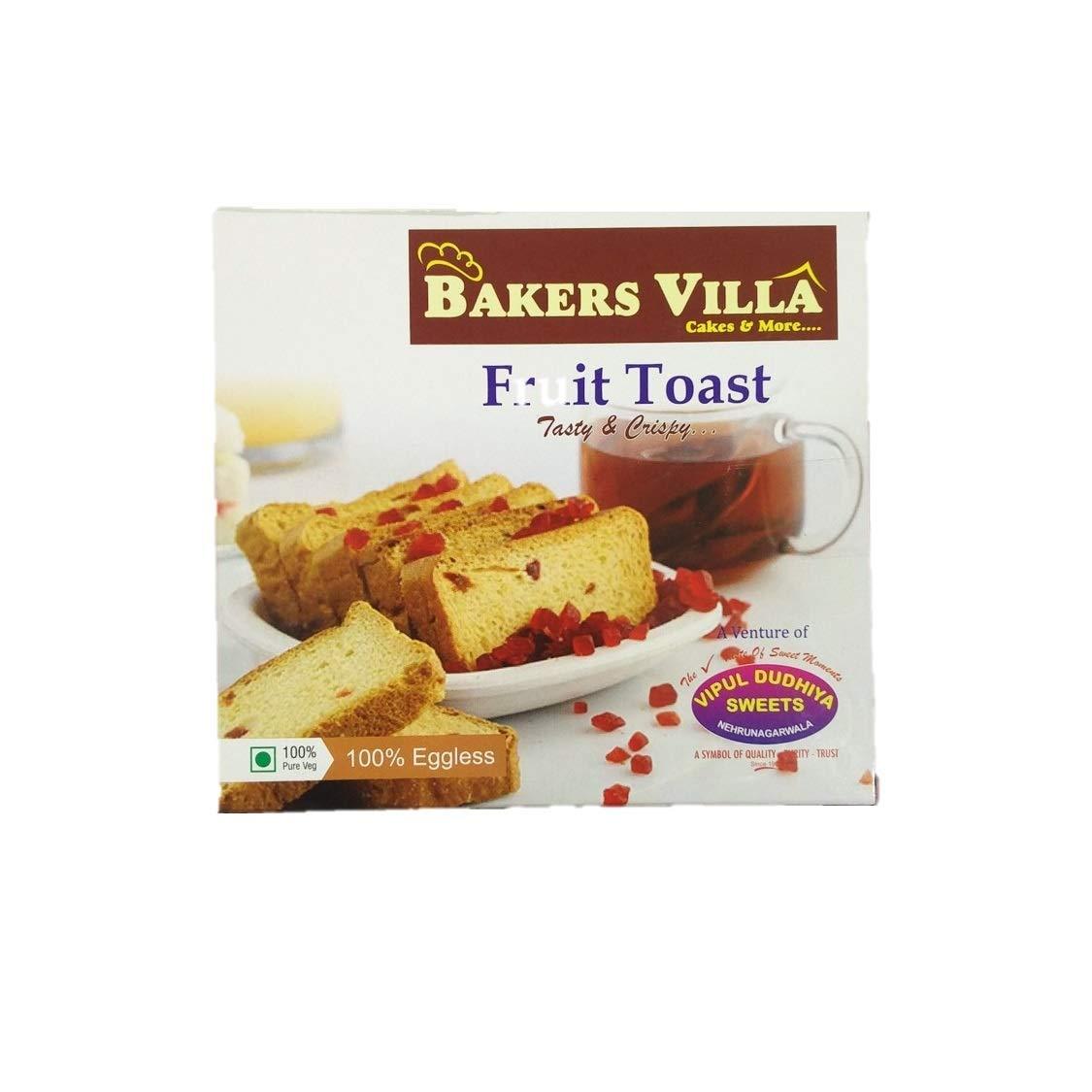 Vipul Dudhiya Sweets Fruit Toast