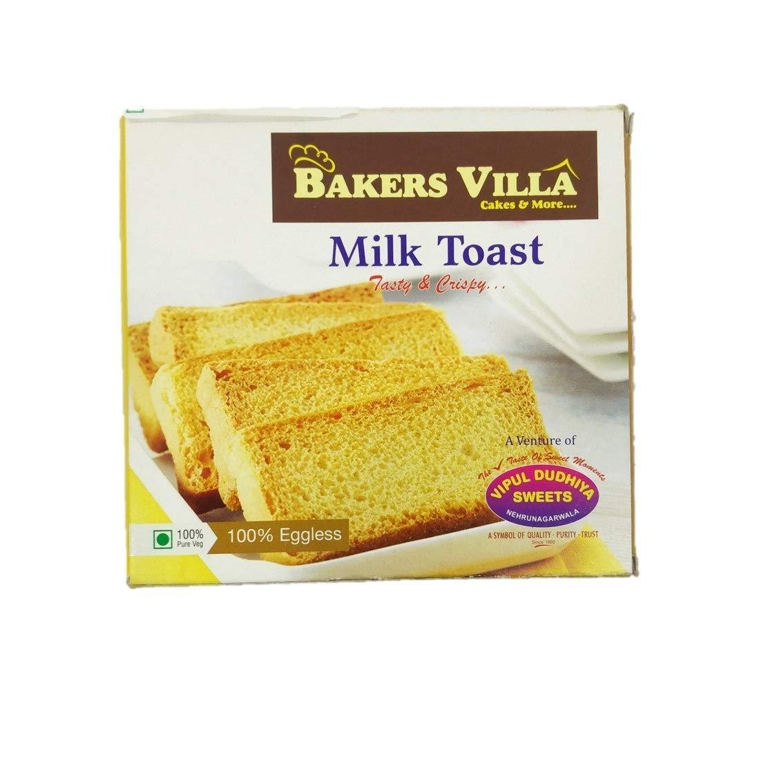 Vipul Dudhiya Sweets Milk Toast
