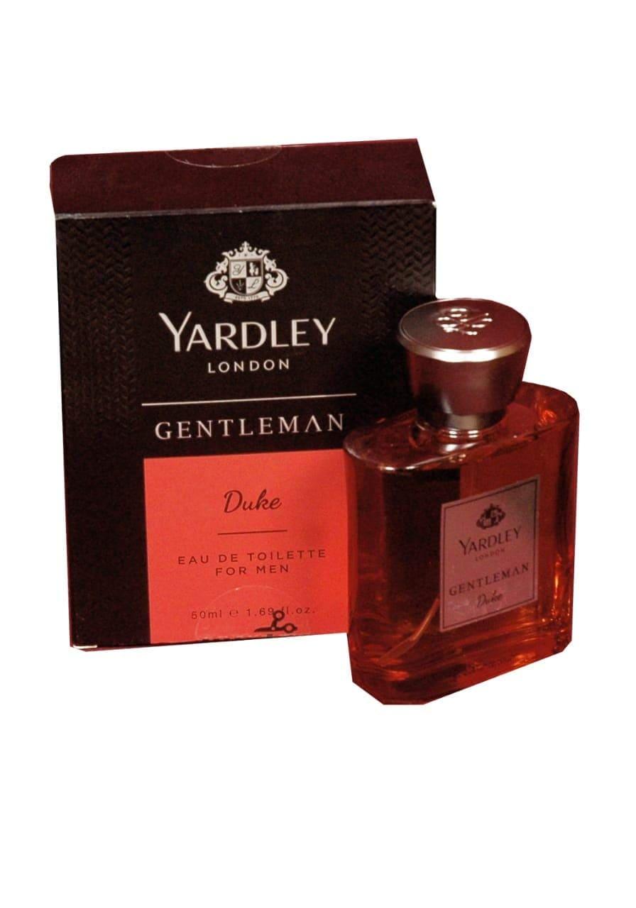 Yardley London Gentleman Duke Perfume 50 Ml
