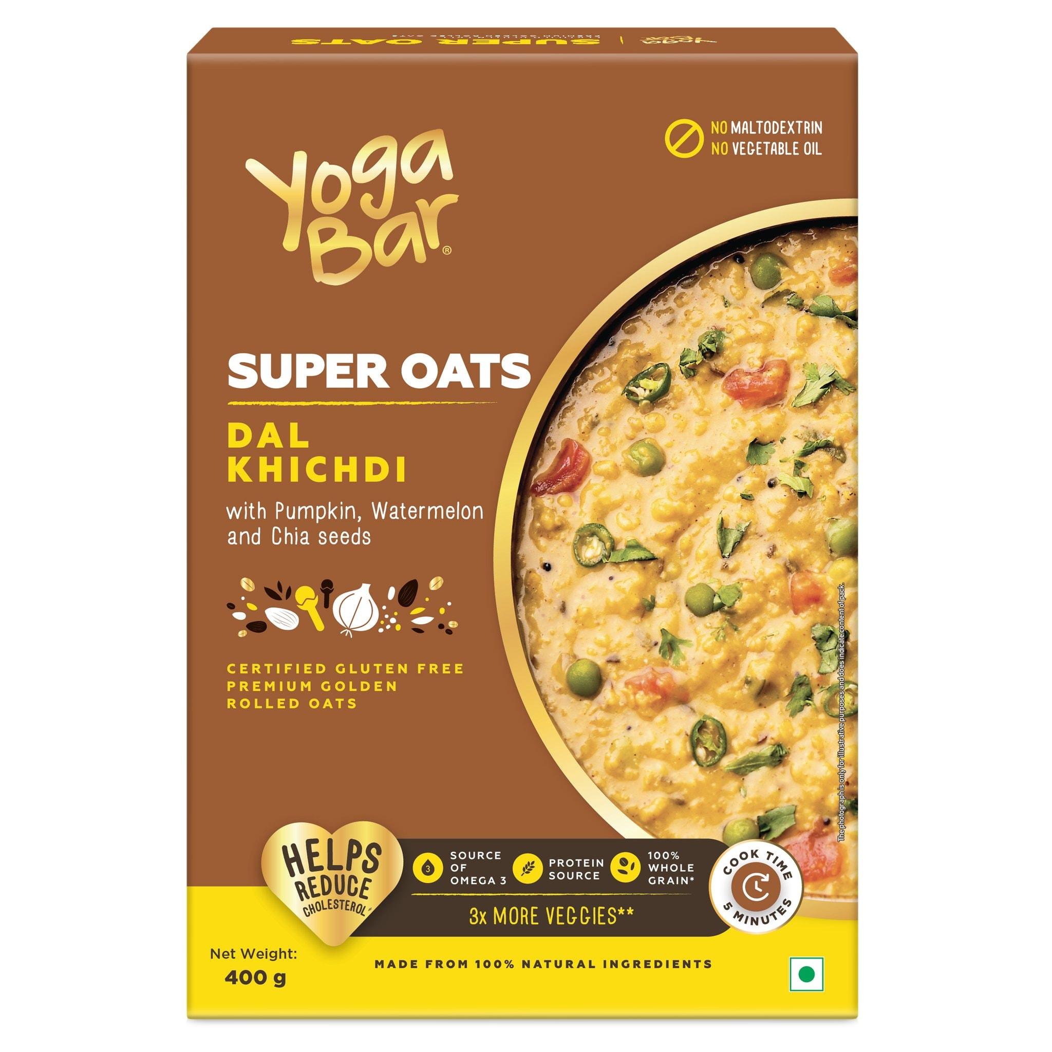 Yoga Bar Super Oats Dal Khichdi