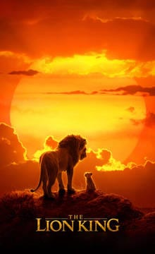 The Lion King 2019 Film 3D English Movie Tickets Booking