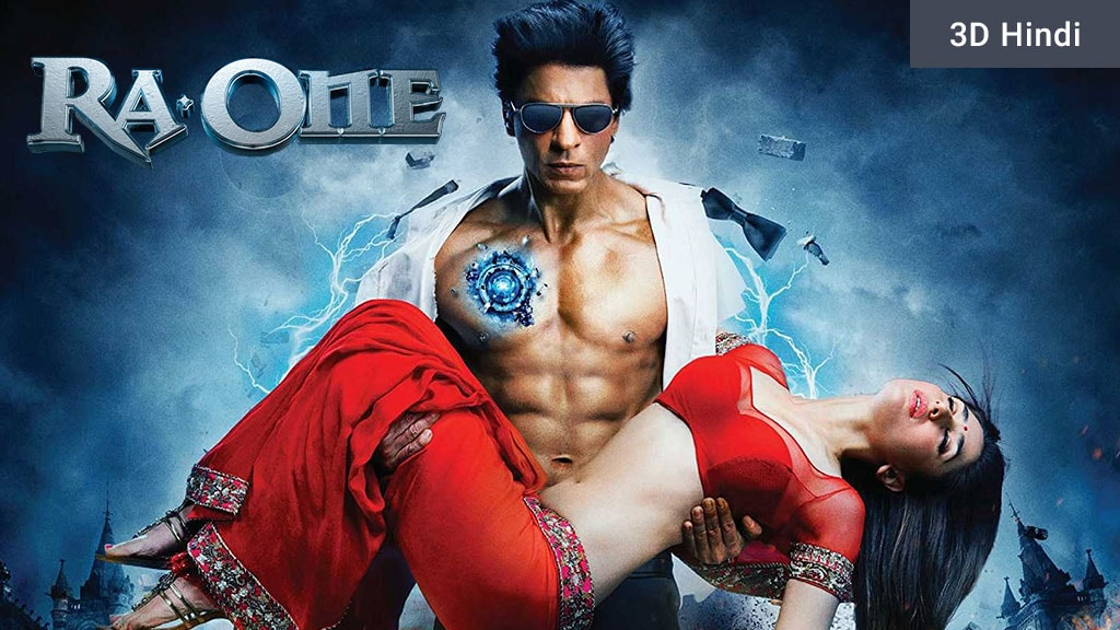 Ra One (3D Hindi Movie) Reviews, Ratings, Trailer - Justdial