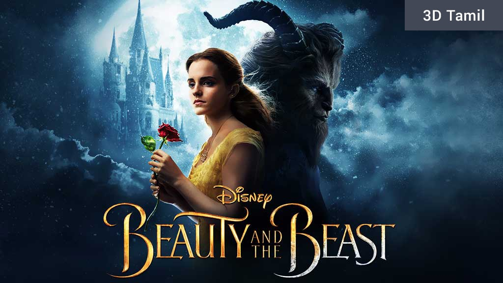Beauty And The Beast 2017 Film 3d Tamil Movie Reviews Ratings