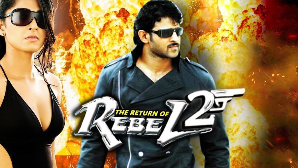The Return Of Rebel 2 (Billa) 2017 Hindi 720p WEBHD x264 AAC- Hon3y