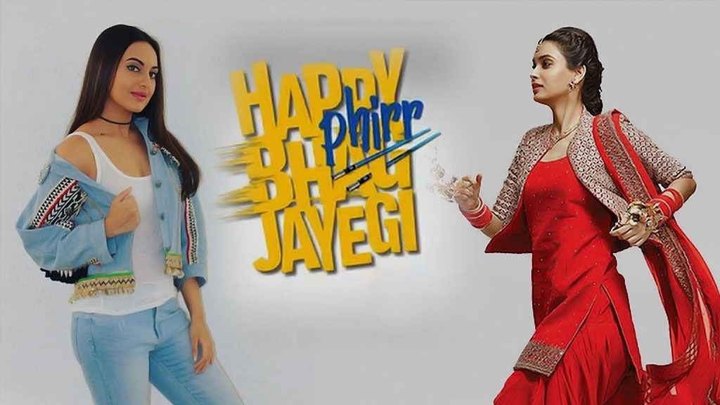 Image result for Happy Phirr Bhag Jayegi