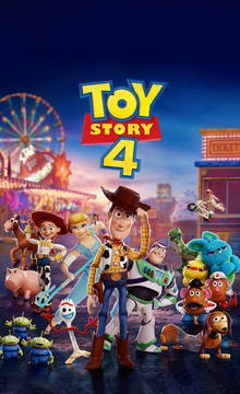 Toy Story 4 Animated English Movie Tickets Booking Online