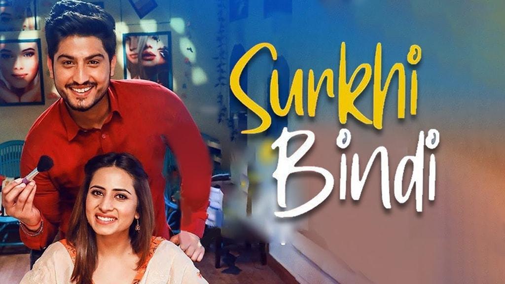Image result for surkhi bindi