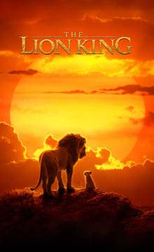 The Lion King (2019 Film) (Hindi Movie) Tickets Booking