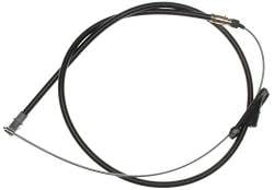 ACDelco 18P909 Professional Rear Driver Side Parking Brake Cable Assembly