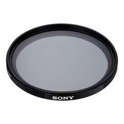 Sony Alpha Circular PL Filter for DSLR Lens Diameter 72mm