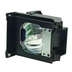 Lutema Platinum for Mitsubishi 915P061010 TV Lamp with Housing Original Philips Bulb Inside