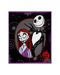 Disney Christmas Fabric By The Yard.Disney Nightmare Before Christmas 35in Panel Multi Fabric By
