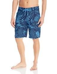 Reyn Spooner Mens Stretch Quick Dry Fixed Waist Boardshort