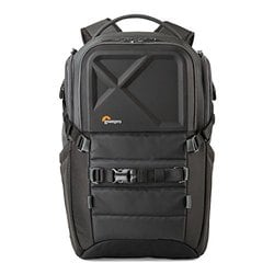 Lowepro DroneGuard BP 200 Backpack for DJI Mavic Pro//Air Quadcopter with Manfrotto Element 5-Section Red AL Monopod Kit