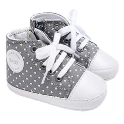 Fabal Newborn Baby Boys Girls Infant Toddler Soft Rubber Soled Anti-slip Boots