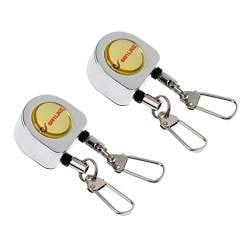 DOUBLE ZINGER,PIN ON REEL  FOR FLY FISHING,CARP /& COARSE FISHING