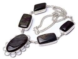 Nimbark Handcrafted Jewlery Amazing Jasper Handmade Jewelry Necklace 18 to 20