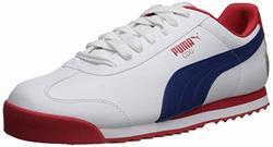 Roma Basic Sneaker White-Limoges-h