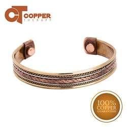 Copper Bracelet Men S Women Pure