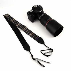 Camera Shoulder Neck Strap for Nikon Single Shoulder Slings Belts Adjustable Feature for Preferred Positioning Universal Strap