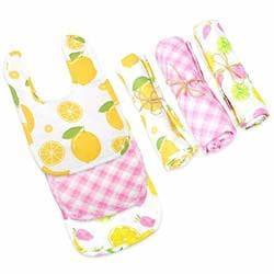 DmsBanga 2 Pcs DIY Newborn Baby/Wrap Toddler Blankets Photography Ripple Wrap Photo Favors Color Cloth Pink White