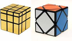Buy Toy Arena Super Magic Rubik Cube Puzzle Combo Pack Brainstorming Game Multicolor Gold Mirror Squeeb Cube Features Price Reviews Online In India Justdial