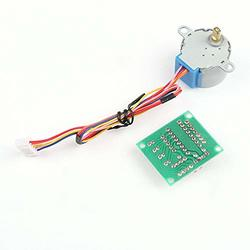 uxcell 5Pcs DC 9V 17800RPM 1.5mm Dia Shaft Micro Motor for DIY Airplane