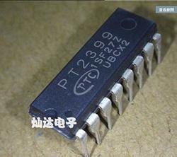 5PCS PT2399 2399 DIP-16 Echo Audio Processor Guitar IC