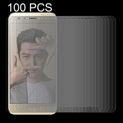 Dongdexiu Mobile Phone Accessories 100 PCS for Xiaomi Redmi Note 3 0.26mm 9H Surface Hardness 2.5D Explosion-Proof Tempered Glass Screen Film Tempered Glass Film