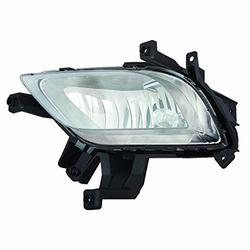 OER 1947-1953 Chevy GM Truck Clear Park Lamp Assembly Set Clear 12 Volt