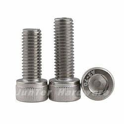 M4 4mm Hex Socket Cap Screws Hex Socket Head DIN912 A2 Stainless Steel