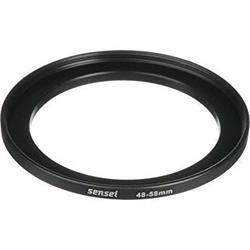 4 Pack Sensei 50mm Lens to 52mm Filter Step-Up Ring